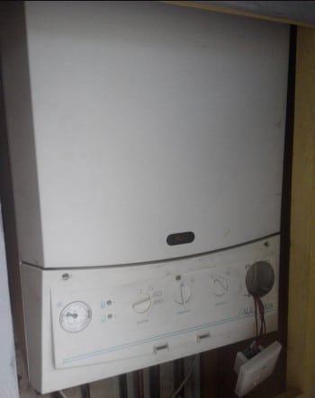 gas boiler installation cost High Throston